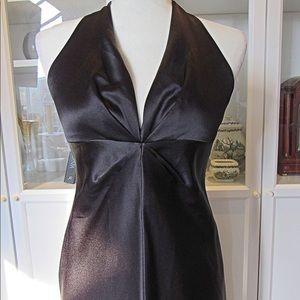 Vintage 1995 Laundry Shelli Segal  halter dress